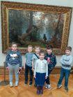 1-й класс Третьяковская галерея