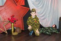 Накануне  Дня  Победы в нашей школе