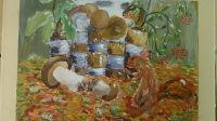Международный конкурс изобразительного искусства и декоративно-прикладного творчества «Яркие краски осени»