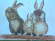 Всероссийский конкурс детского творчества, посвященный Дню защиты животных «Эти удивительные животные»