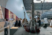 Посещение выставки ВДНХ, павильон