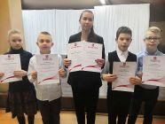 Победы в муниципальных олимпиадах по математике и русскому языку для обучающихся 4 классов