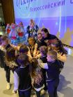 Победа на Международном конкурсе искусств «Санкт-Петербургские Ассамблеи искусств» - «Искусство танца»