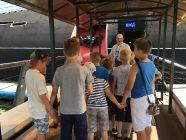 экскурсия в музей «Подводная лодка»